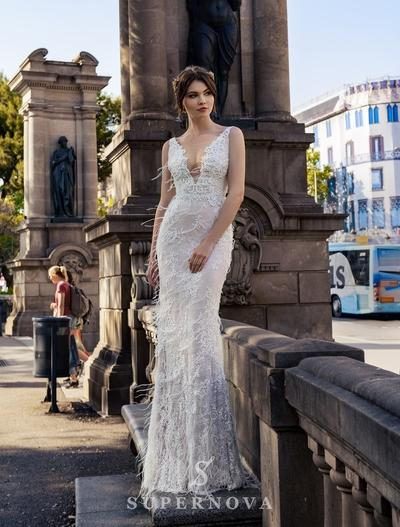 Wedding Dress Supernova SN-067-Bertha