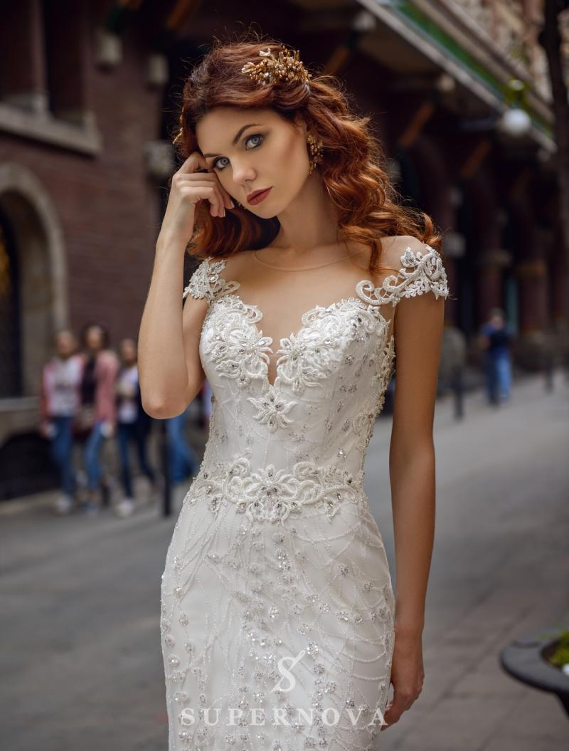 Wedding Dress Supernova SN-068-Briella