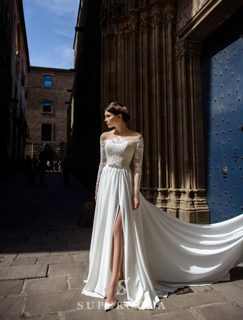 Wedding Dress Supernova SN-070-Bogdana