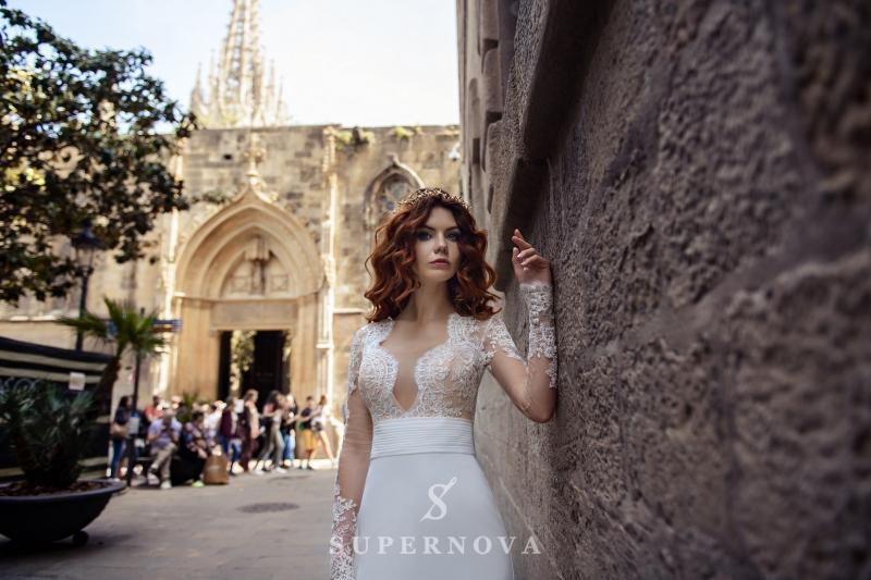 Свадебное платье Supernova SN-071-Bernice