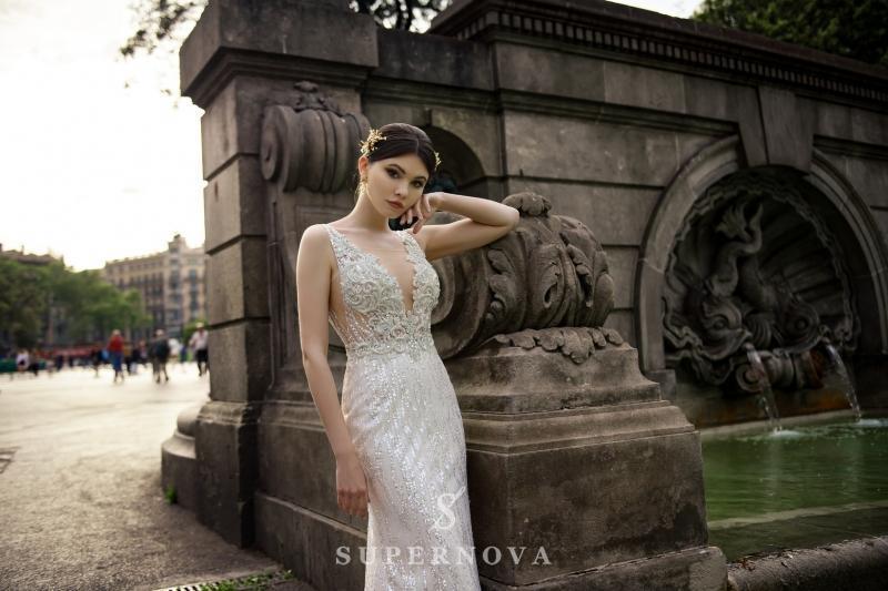 Свадебное платье Supernova SN-072-Brook