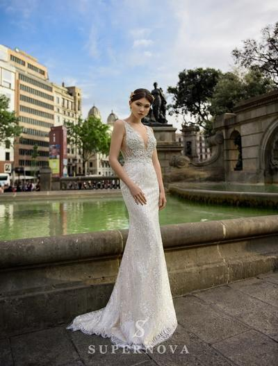 Wedding Dress Supernova SN-072-Brook