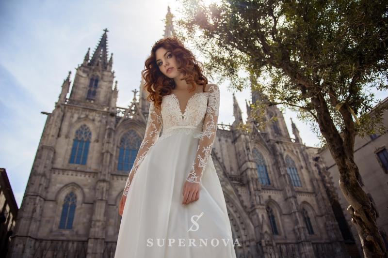 Свадебное платье Supernova SN-074-Bea