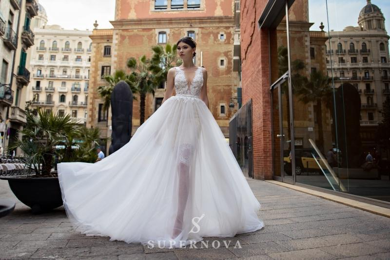 Свадебное платье Supernova SN-075-Brianna