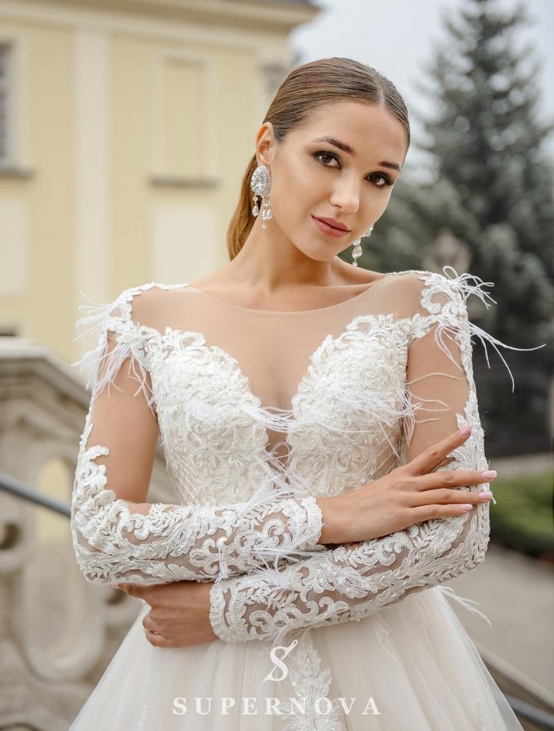 Свадебное платье Supernova SN-076-Naomi
