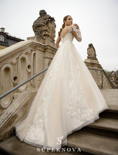 Wedding Dress Supernova SN-076-Naomi