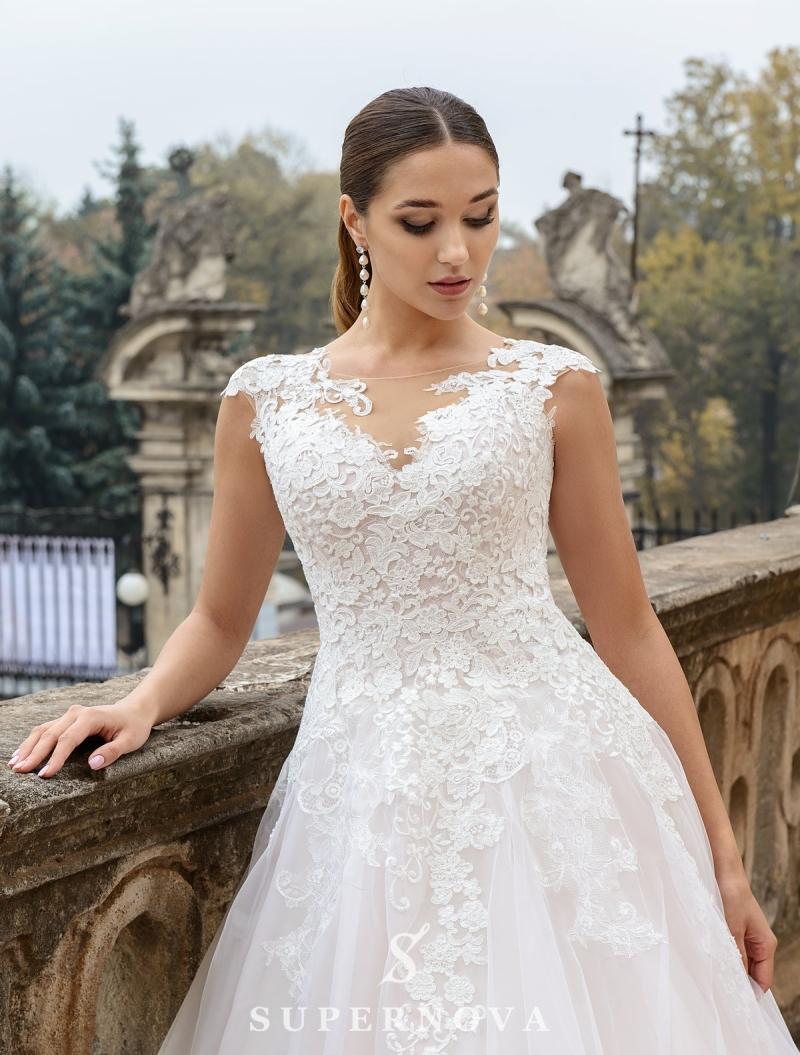 Свадебное платье Supernova SN-078-Nikki