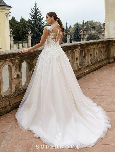 Wedding Dress Supernova SN-078-Nikki
