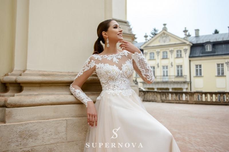 Свадебное платье Supernova SN-080-Natalie