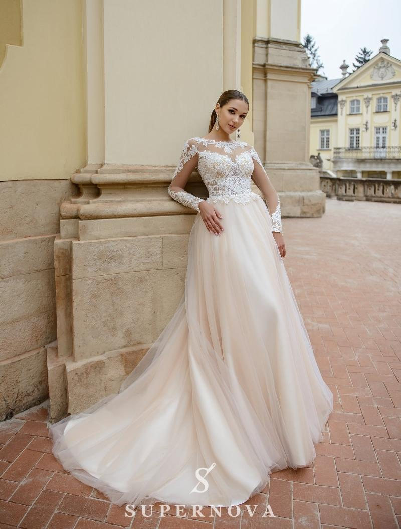 Wedding Dress Supernova SN-080-Natalie