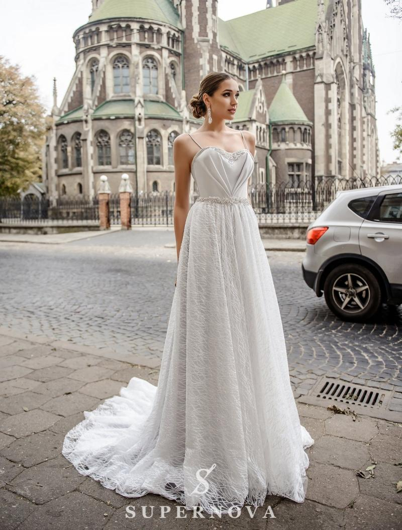 Wedding Dress Supernova SN-081-Nadine