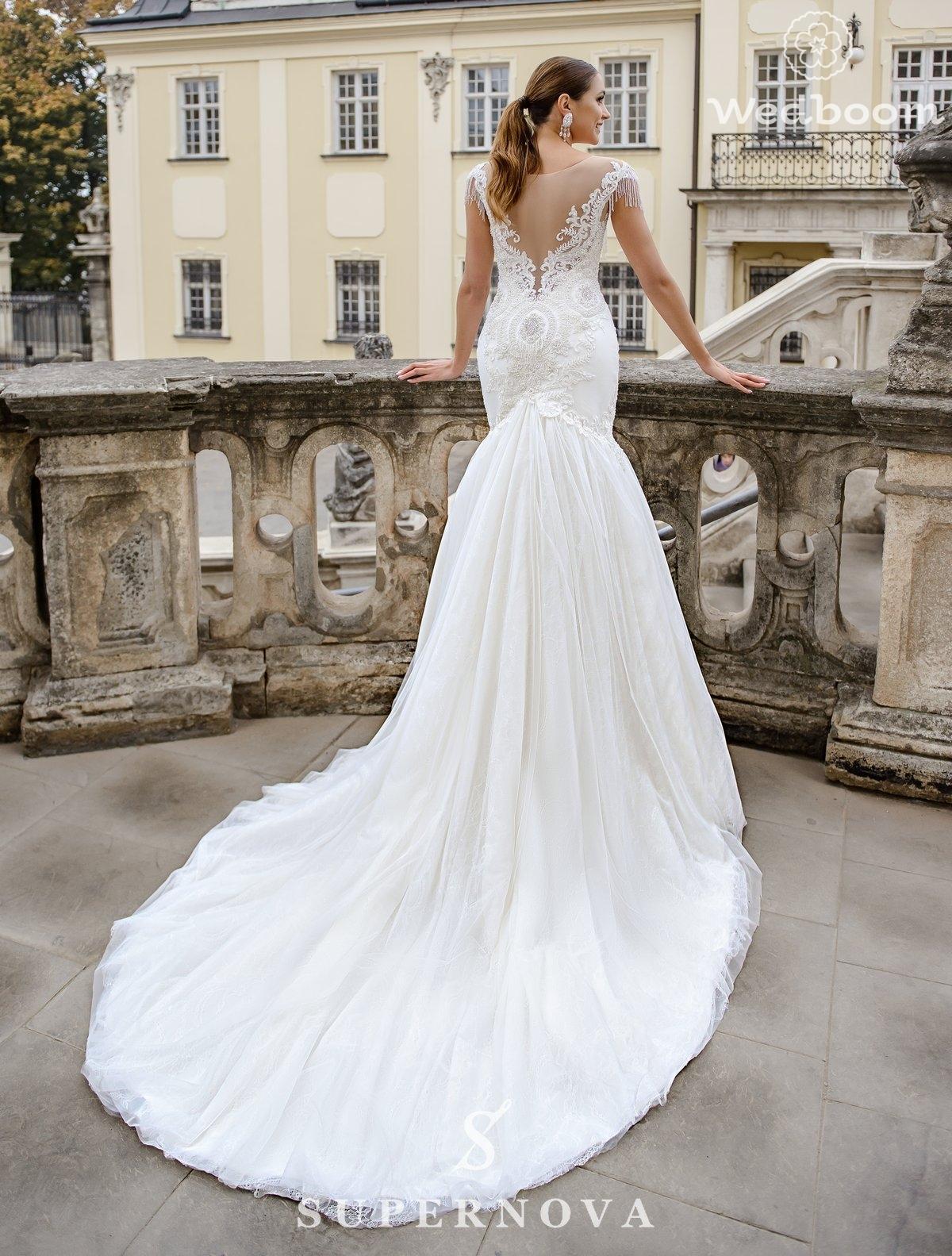Wedding Dress Supernova SN 20 Naida