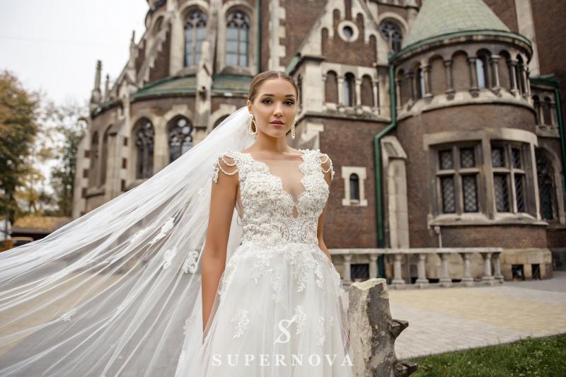 Свадебное платье Supernova SN-084-Nana