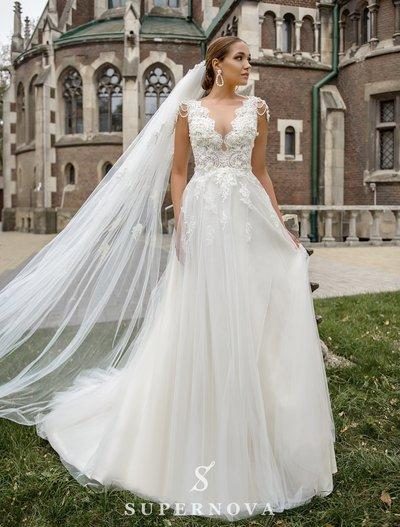 Wedding Dress Supernova SN-084-Nana
