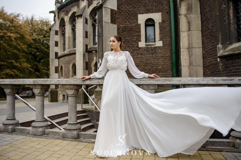 Свадебное платье Supernova SN-085-Nina