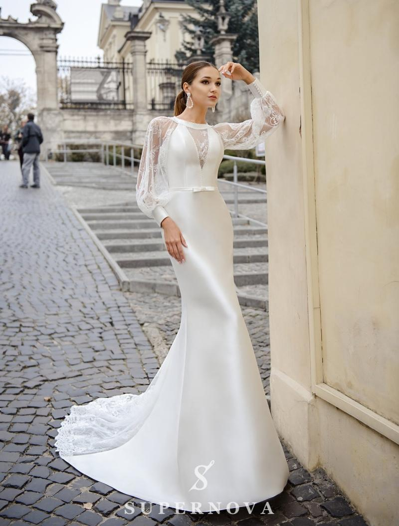 Wedding Dress Supernova SN-089-Noella
