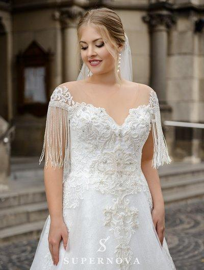 Wedding Dress Supernova SN-090-Norren