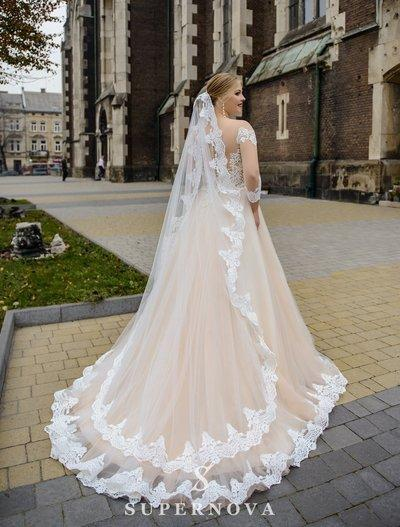 Wedding Dress Supernova SN-091-Nastasia