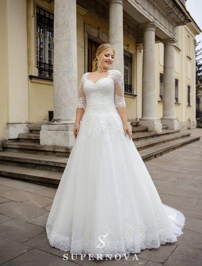 Wedding Dress Supernova SN-092-Nata