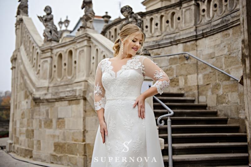 Свадебное платье Supernova SN-096-Noralyn
