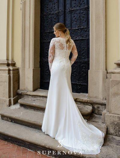 Wedding Dress Supernova SN-098-Nanette