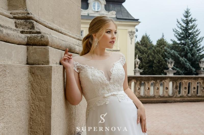Свадебное платье Supernova SN-099-Nyssa