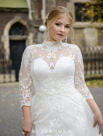 Wedding Dress Supernova SN-100-Nandi