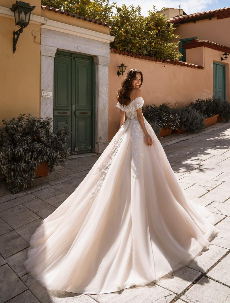 Wedding Dress Supernova SN-102-Gia