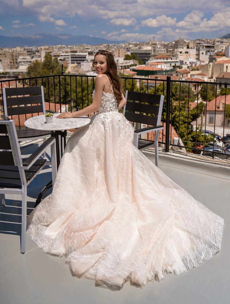 Свадебное платье Supernova SN-104-Goldie