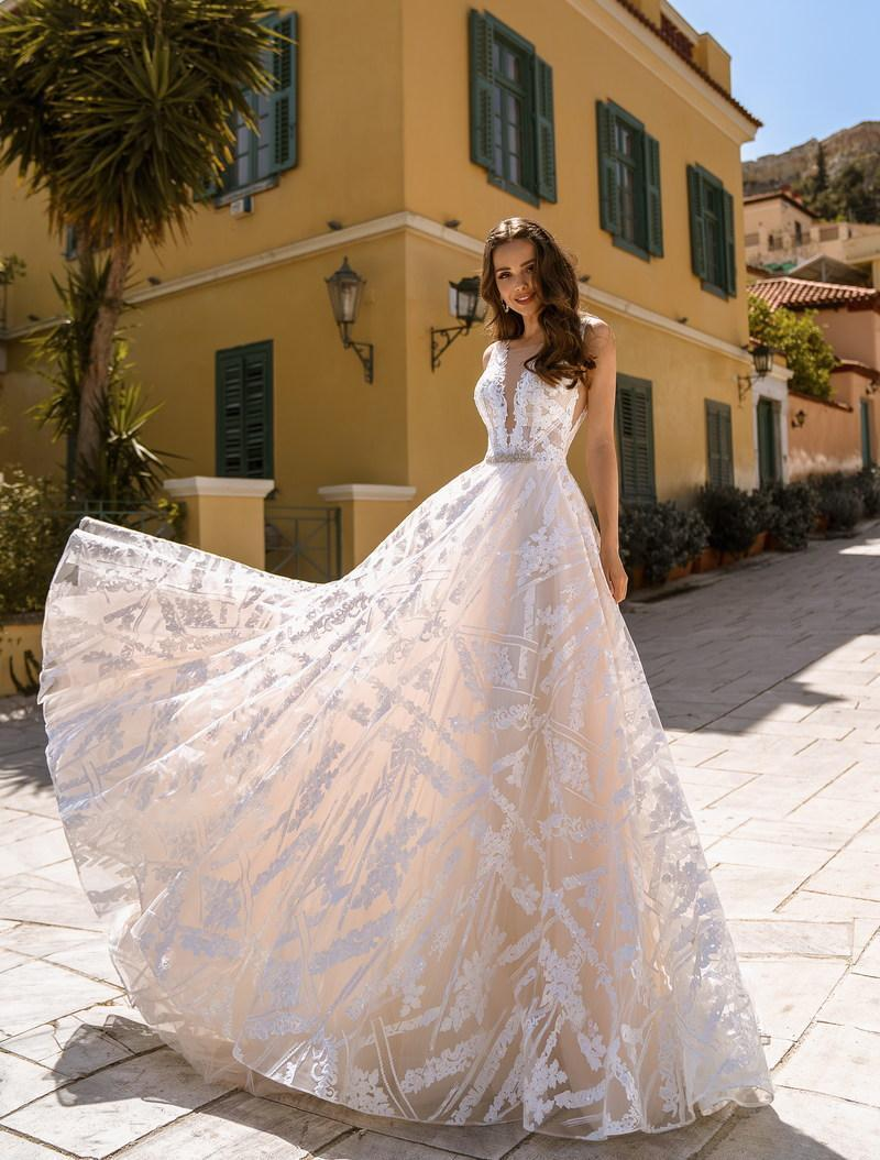 Wedding Dress Supernova SN-110-Gladis