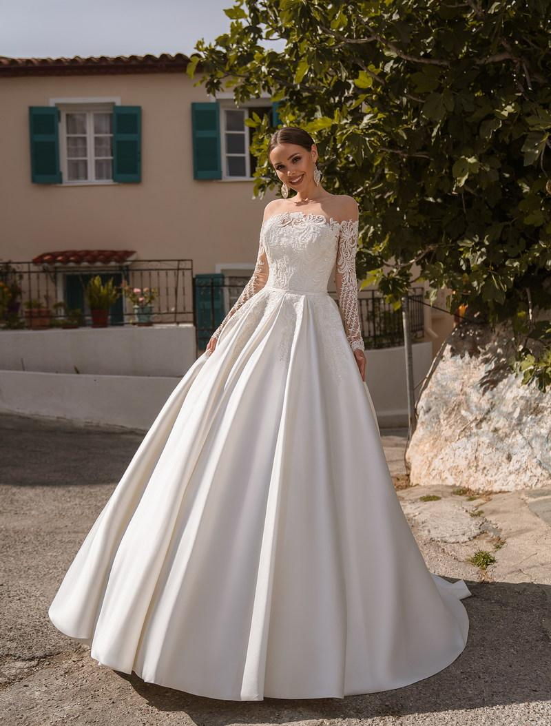 Wedding Dress Supernova SN-112-Gerda