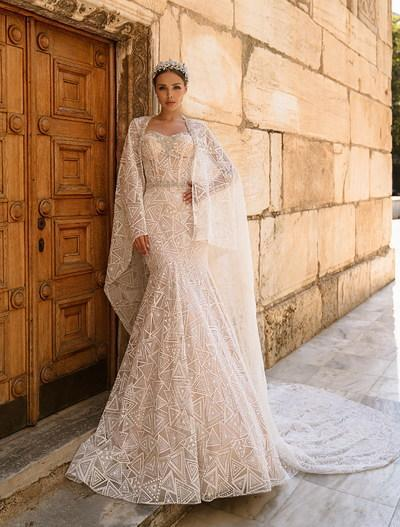 Wedding Dress Supernova SN-115-Gloria