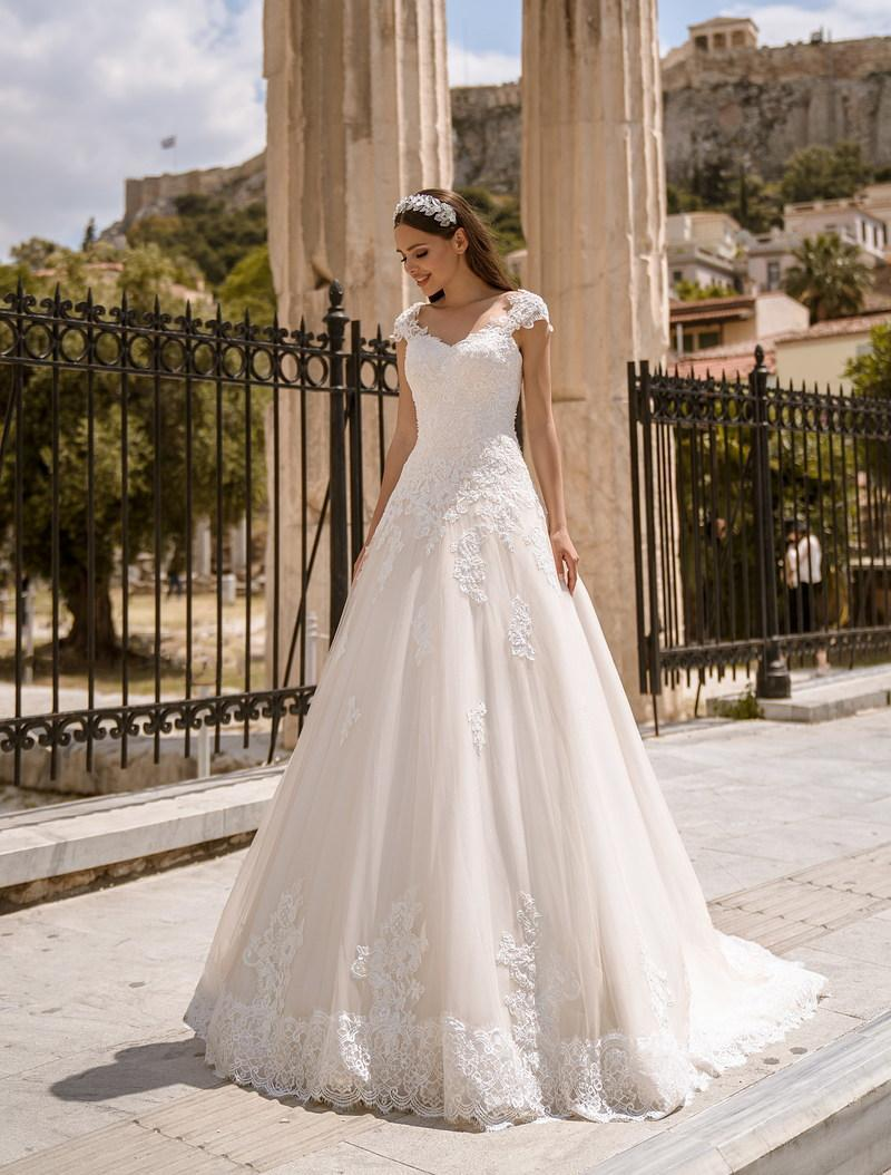 Wedding Dress Supernova SN-118-Giulia