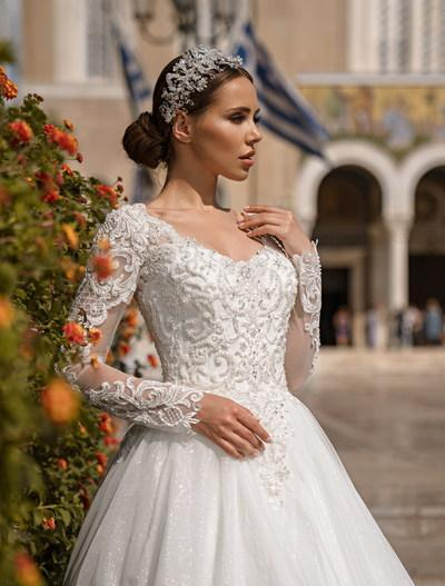 Wedding Dress Supernova SN-122-Ginny