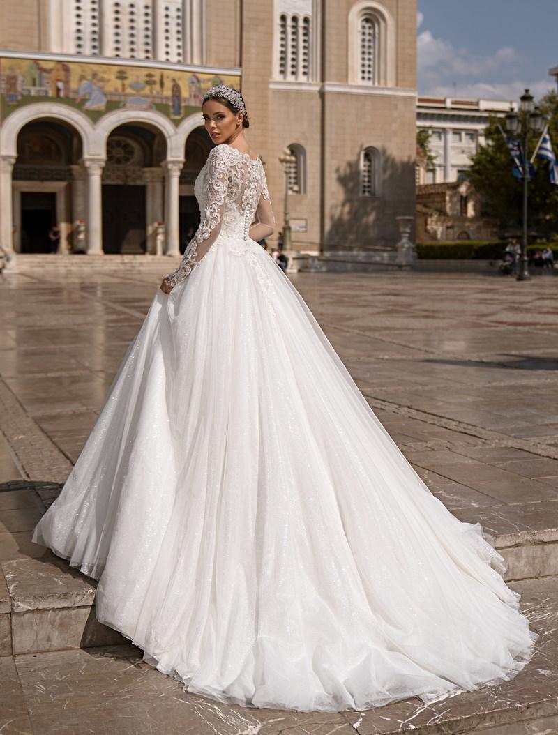 Свадебное платье Supernova SN-122-Ginny