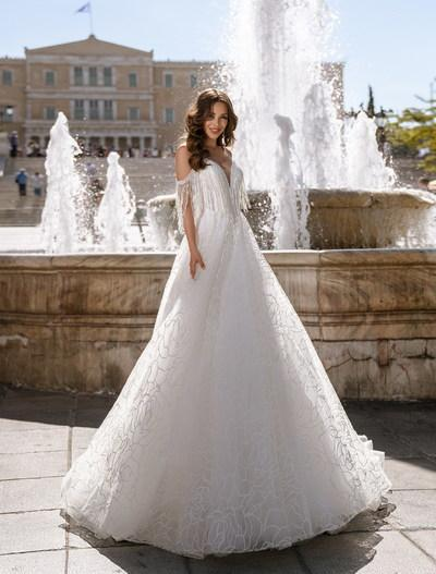Wedding Dress Supernova SN-123-Genevieve