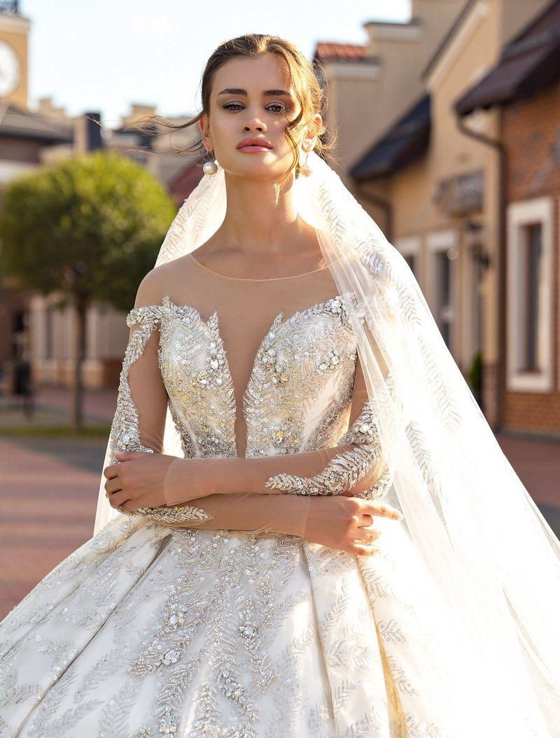 Свадебное платье Supernova SN-126-Royalty