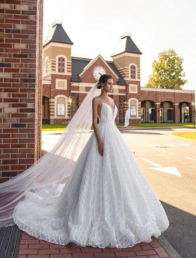Wedding Dress Supernova SN-132-Rita