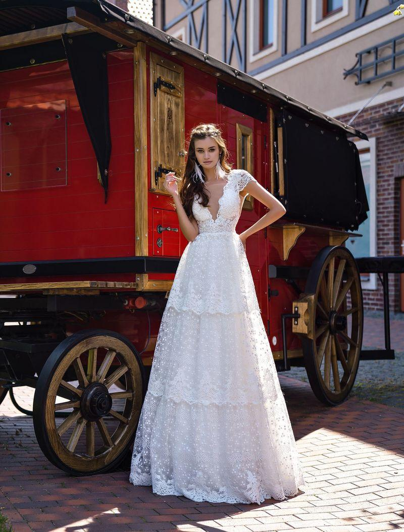 Wedding Dress Supernova SN-136-Rene