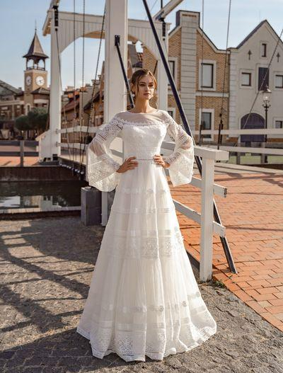 Wedding Dress Supernova SN-140-Riya