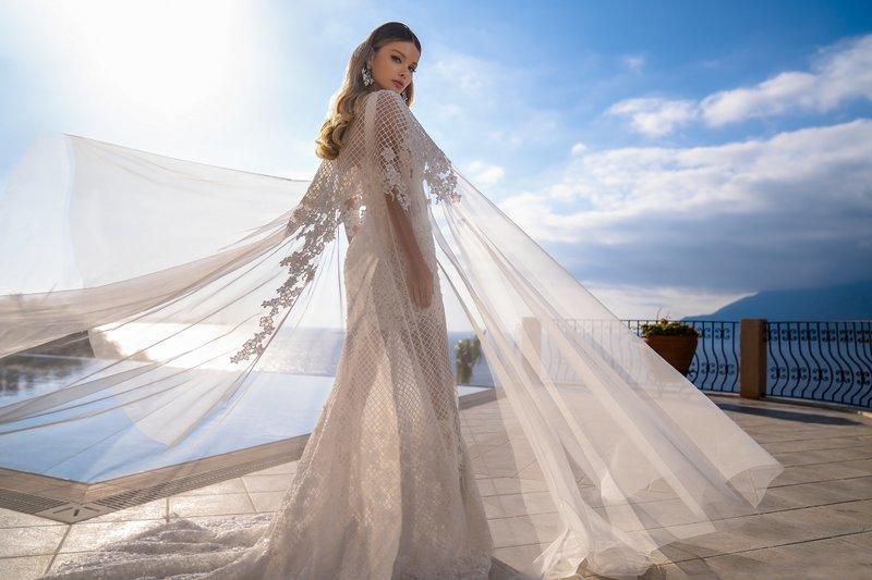 Свадебное платье Supernova SN-141-Delicia