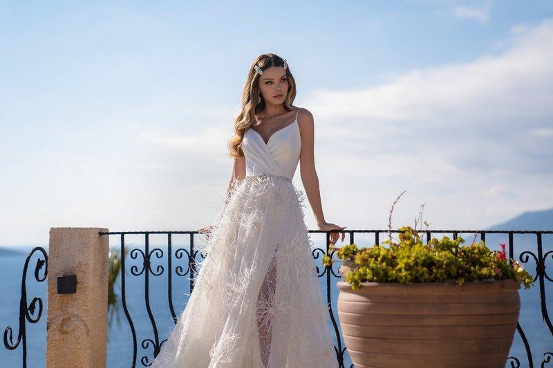 Свадебное платье Supernova SN-142-Debbie