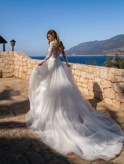 Wedding Dress Supernova SN-146-Delila