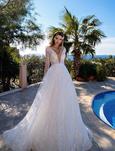 Wedding Dress Supernova SN-148-Demetria