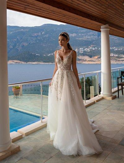 Wedding Dress Supernova SN-157-Dinara