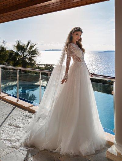 Wedding Dress Supernova SN-159-Demi