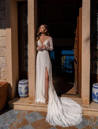 Wedding Dress Supernova SN-161-Dellina