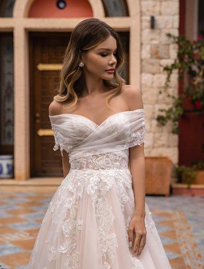 Wedding Dress Supernova SN-163-Darina