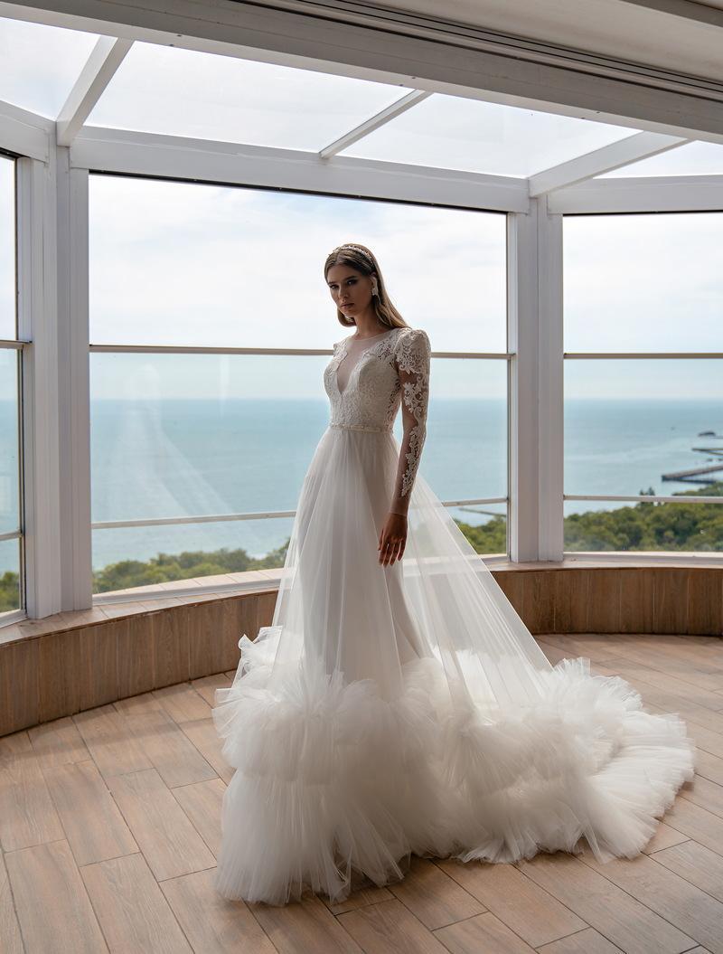 Wedding Dress Supernova SN-169-MALIA