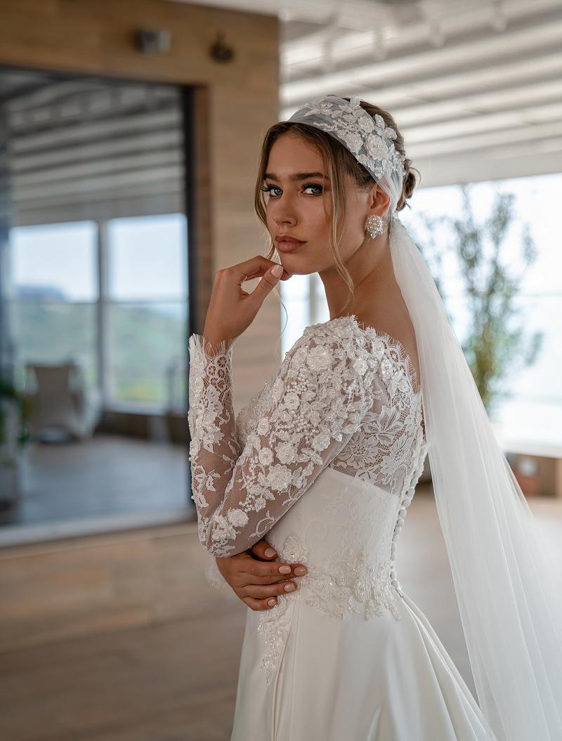 Wedding Dress Supernova SN-173-MILENA